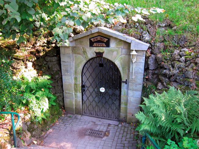 Altensteiner Höhle in Bad Liebenstein/Schweina